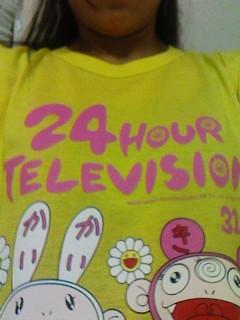 感動の24時間テレビ!