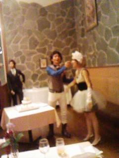 バカップルの結婚式☆